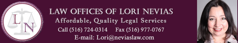 Law Office of Lori Nevias